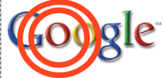 Google Bulls Eye