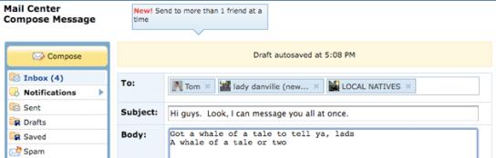 myspacemailshot