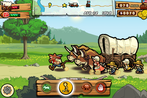 theoregontrail iphone preview