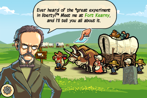 theoregontrail iphone preview04